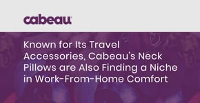 Cabeau Pillows & Accessories at Home or On the Go