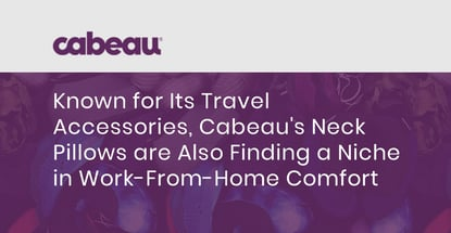 Cabeau Pillows And Accessories At Home Or On The Go