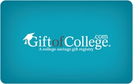 Gift of College Gift Card