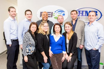 Photo of the HMB Team