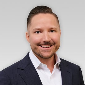 VP of Product for 365 Retail Markets, Ryan McWhirter