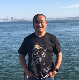 Ramble Lan, Founder and CEO of SWFT Blockchain