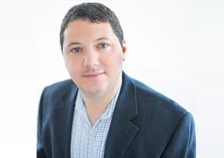 Seth Spiro, Senior Director of Global Marketing Communications