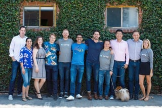 Photo of the Spring Labs team
