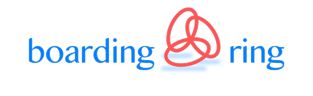 Boarding Ring Logo