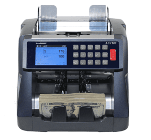 Mixed Bill Value Counter AB7100