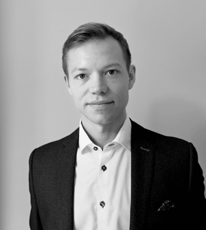 Photo of James Bennett, CEO at ByteTree