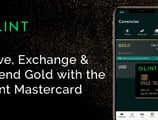 Glint: The Online Account and Mastercard that Allow Users to Save, Exchange, and Spend Real Gold
