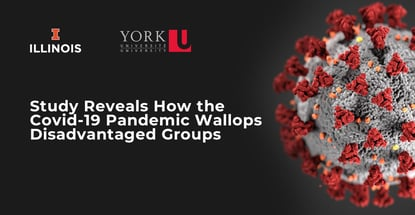 Research Reveals Covid 19 Wallops Disadvantaged Groups