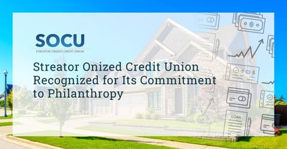 Socu Recognized For Its Commitment To Philanthropy