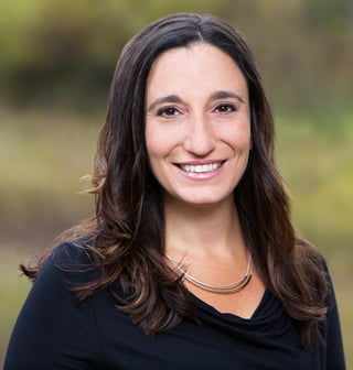 Photo of BitGive Founder and Executive Director Connie Gallippi