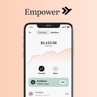 Empower logo and screenshot