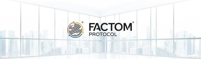 Factom Protocol logo