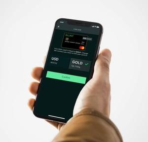 Glint App on Mobile