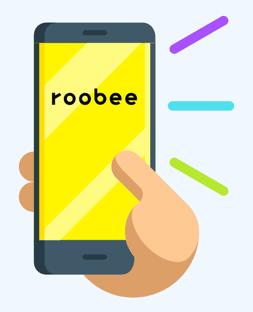 Roobee Smartphone Graphic