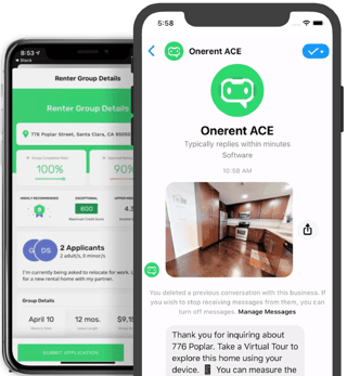 ACE Chatbot on Mobile