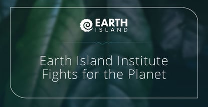 Earth Island Institute Fights For The Planet