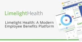 Limelight Health: A Modern Employee Benefits Platform