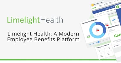 Limelight Health Is A Modern Employee Benefits Platform