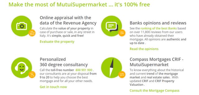 MutuiSupermarket Screenshot