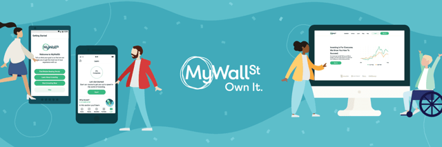 MyWallSt Graphic