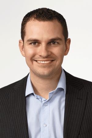 Photo of Peter Sheldon, Senior Director of Strategy at Adobe