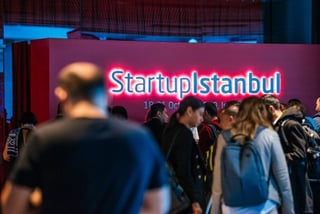 Photo of Startup Istanbul event
