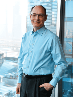 Photo of Steven Parker, CEO of Crypterium