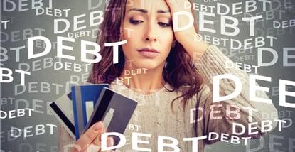 Shocking Credit Card Debt Statistics