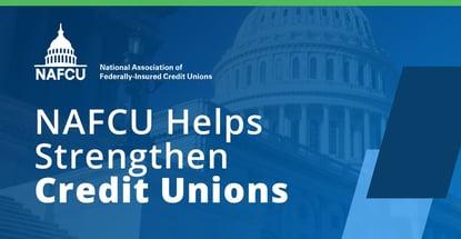 Nafcu Helps Strengthen Credit Unions