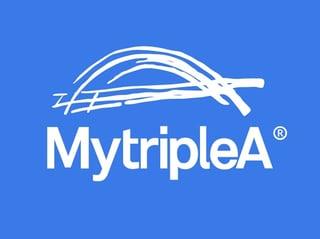 MytripleA logo