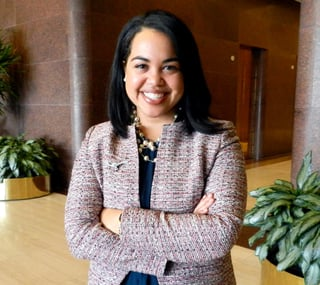 Photo of NAFCU VP of Media Relations and Communications Jacqueline Ramsay