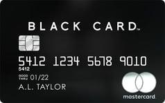 Luxury Card Mastercard Black Card