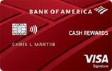 Bank of America® Cash Rewards Credit Card for Students Review