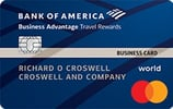 Business Advantage Travel Rewards World Mastercard® Review