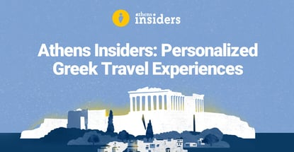 Athens Insiders Offers Personalized Greek Travel Experiences