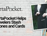 PortaPocket: A Wearable Pocket that Helps Travelers Discreetly Stash Phones, Cards, and Necessities