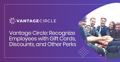 Vantage Circle Is An Employee Engagement And Recognition