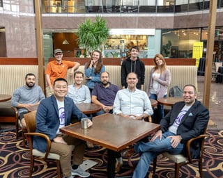 Photo of Rocket Dollar team