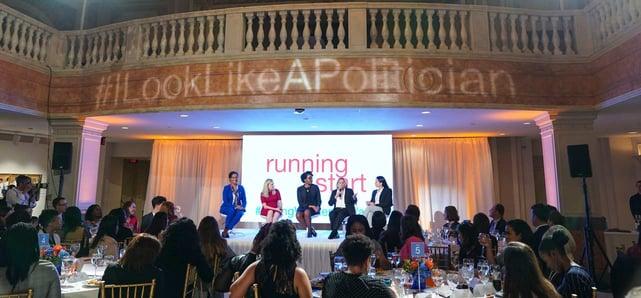 Photo of Running Start event