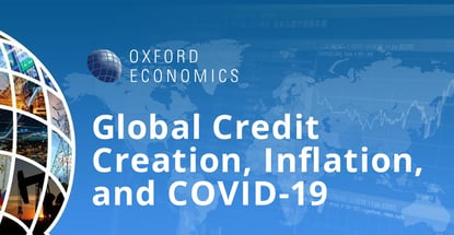 Global Credit Creation Inflation And Covid 19