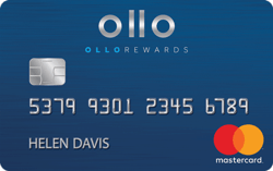 Ollo Rewards Credit Card