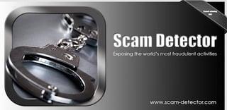 Scam Detector logo