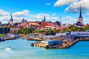 Scenic Tallinn Photo
