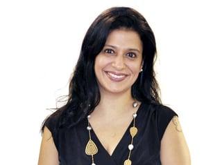 Photo of tourHQ Founder Vandana Om Kumar