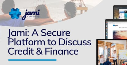 Jami Is A Secure Platform To Discuss Credit Finance