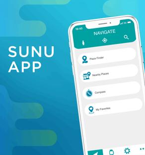 Sunu App Graphic