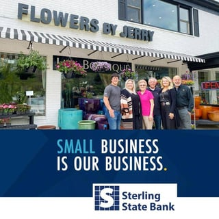 Photo of Sterling State Bank ad