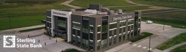 Photo of Sterling State Bank branch in Minnesota