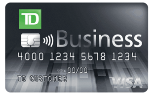 Contactless Business Credit Card